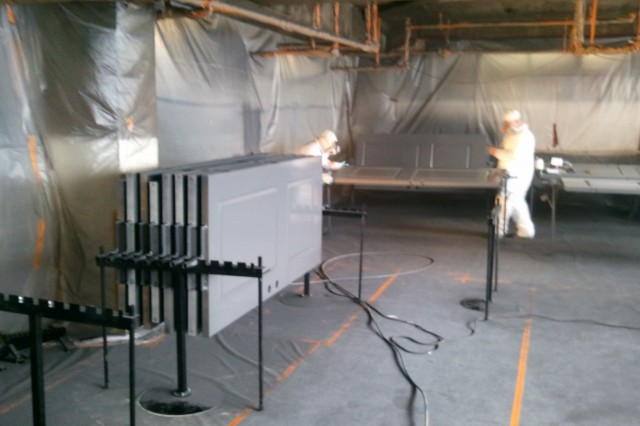 Custom Spray Booth