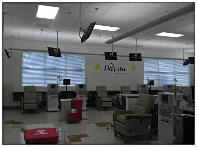Davita Dialysis Painting Contractor