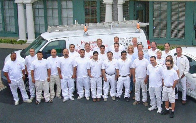 Painters and Paperhangers, Painting Crew, Professional Painting Company