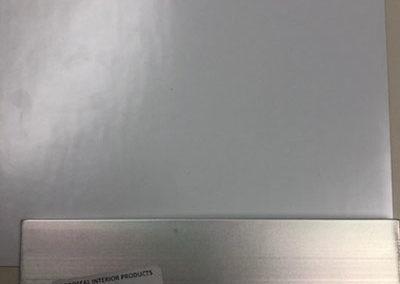 Dry Erase Wallcovering- Flat Trim