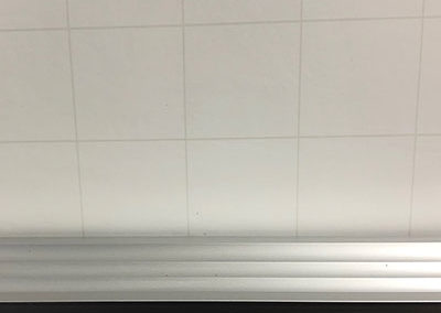 Dry Erase Wallcovering-Tray
