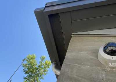 Eave Channel Metal